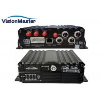 Buy cheap 720P AHD Car Dvr 4 Channel Full Hd , 4 Channel Dvr Security System Long Lifespan product