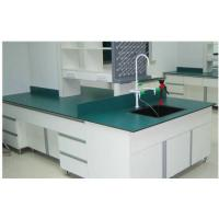 Buy cheap All Steel Structure Science Lab Bench , Dental Laboratory Anti Static Workbench from wholesalers