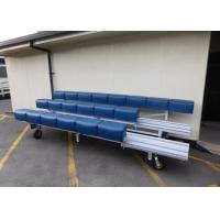 Buy cheap Convenient Aluminium Bench Seats Swivel Casters For Outdoor / Indoor Movement from wholesalers