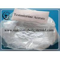 Buy cheap CAS 1045-69-8 Testosterone Acetate 99% Purity  for Bodybuilding Muscle Growth from wholesalers