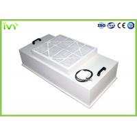 Buy cheap Light Weight Hepa Filter Unit , Hepa Filter Ceiling Module 0.35 - 0.45 M/S Average Face Wind Velocity from wholesalers