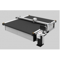 Buy cheap Very Large Format Belt Table Digital Cutter from wholesalers