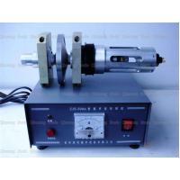 Buy cheap Rotary Titanium Wheel Welding Ultrasonic Sewing Machine  For Waterproof Special Materials from wholesalers