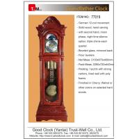 Buy cheap 8-rod grandfather clock with German Hermle movement ,top quality grandfather clock -Good Clock(Yantai)Trust-Well Co.,Ltd from wholesalers