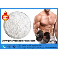 Buy cheap Oral Sarm Powder Ligandrol / Lgd-4033 for Bodybuilding CAS 1165910-22-4 from wholesalers