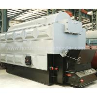 Buy cheap Wood Chip Steam Boiler Safe Outdoor Wood And Coal Boiler  Low Pressure from wholesalers