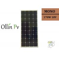 Buy cheap Grade A / B Monocrystalline Silicon Solar Cells 170w Solar Panels India from wholesalers