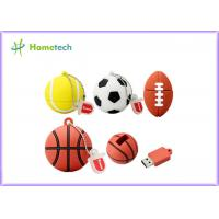 Buy cheap Basketball Sport Customized USB Flash Drive Memory Stick 4GB 8GB 16GB 32GB product