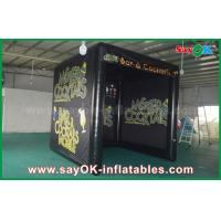 Buy cheap Customized Full Print Shower Inflatable Air Tent Easy To Install from wholesalers