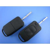 Buy cheap Black 3 Button Benz Remote Transponder Car Key Cover from wholesalers