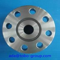 Buy cheap ASME A182 F53 Forged Slip On Flange ASME B16.5 Alloy 32760 1 / 2'' - 60'' 600lb product