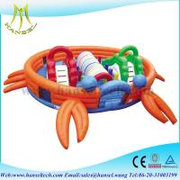 Buy cheap Hansel Castle Inflatable Bounce House/ Bouncy Castle/ Bouncer and Jumper for kids from wholesalers