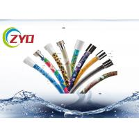 Buy cheap Various Color Flexible Shower Hose PB Less Brass / SS Material Screw from wholesalers