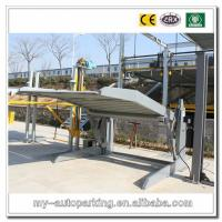 Buy cheap Hydraulic Double Car Parking System Twin Stacker Parking Lifts Car Park System product