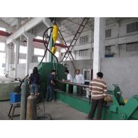 Buy cheap 340mm Light Pole Welding Machine Steel Pipe Welding Machine from wholesalers