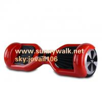 Buy cheap Cute Flexible Self Balance Unicycle Motorized Scooter For adults , 2 wheel electric scooter from wholesalers