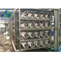 Buy cheap Compact Design High Purity RO Water Treatment Plant With Multi Stage Filtration Unit from wholesalers
