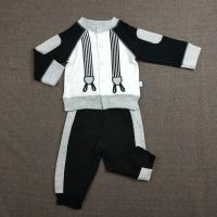 Buy cheap Organic Long Sleeve Baby Boy Clothing Sets For Newborn Baby Boutique Rompers from wholesalers