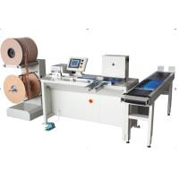 Buy cheap Spiral binding machines DCB360 from wholesalers