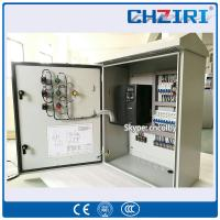Customized 15kw One Drive Four Motors Vfd Speed Control