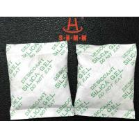 Buy cheap Electrical Mildew Resistant Silica Gel Desiccant 30g Halogen Free Tyvek Silica from wholesalers