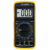 Buy cheap DT9208A Angle adjustable digital multimeter from wholesalers