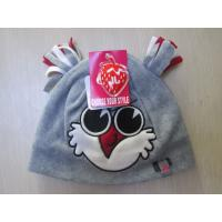 Buy cheap Double Layer Fleece Hat for Children--Embroidr Pattern--Cartoon Hat--Winter Hat--Warm Hat--Outside from wholesalers