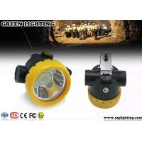 Buy cheap 1W Safety Cree LED Mining Light With 2.2Ah Rechargeable Li - Ion Battery from wholesalers
