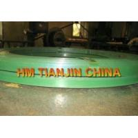Buy cheap Green Painted Steel Strapping from wholesalers
