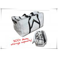 Buy cheap PE white floating decoy bag / goose silhouette decoy bags 40  x 20  x 20  from wholesalers