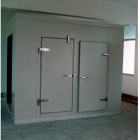 Buy cheap Ice Cream / Frozen Food Cold Storage Room With Swing Door , Copeland Scroll Compressor from wholesalers