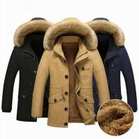 Buy cheap NianJeep brand clothing spring men jackets cheap warm coats from wholesalers