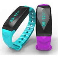 Bracelet, 0.88 inch LCD display, Pedometer, embedded Battery, Bluetooth low energy etc.