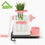 Buy cheap Placstic Manual Fruit Juicer/fruit squeezer/pomegranate juicer/manual fruit juicer/wheatgrass juicer /manual masticating from wholesalers