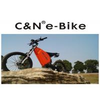 Buy cheap Stealth Bomber Off Road Electric Bike , TFT Colorful Display Enduro E Bike from wholesalers