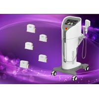 Buy cheap 300W HIFU Machine For Face Wrinkle Removal / Face Lifting Beauty Salon Equipment from wholesalers