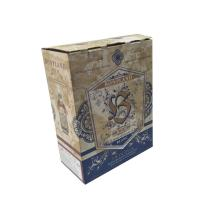 Buy cheap OEM ODM Large Shipping Boxes Luxury Size Bespoke Sustainable For Wine Bottle from wholesalers