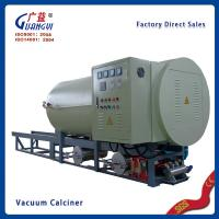 Buy cheap vacuum calciner units cleaning PET monofilment from wholesalers