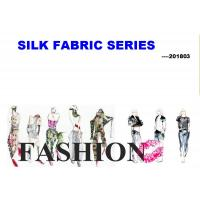 Buy cheap Silk Fabric Collection 201805  WX  #FCH1-  #GSM- from wholesalers