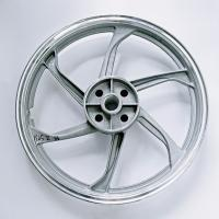 Buy cheap 5 Spokes Aluminum Alloy ATV / Motorcycle Wheel Rims 17 Inch / 18 Inch Optional from wholesalers