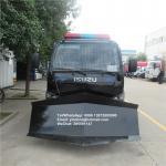 Buy cheap ISUZU 700P 3T 4T 130hp mini pumper fire truck fire truck manufacturers fire truck water capacity from wholesalers