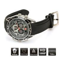 Buy cheap Hidden Camera | Waterproof 32GB 1080P High Definition IR Spy Night Vision Camera Watch product