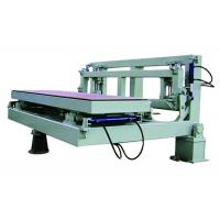 Buy cheap Bottom Cleaning Tilt Table AAC Block Cutting Machine for Autoclaved Aerated from wholesalers