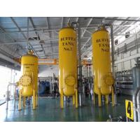 Buy cheap Buffer Tanks Natural Gas Machinery 2m3-5m3 Volume For Stabilizing The Natural Gas from wholesalers