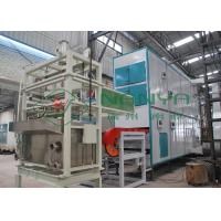 Buy cheap Energy-saving Auto Paper Egg Tray / Egg Carton Machinery with 700Pcs / H from wholesalers