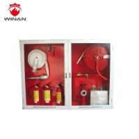 Buy cheap Fire Extinguisher Fire Hose Valve Cabinets / Fire Hose Reel Cabinet from wholesalers