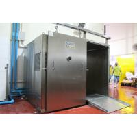Buy cheap Automatic SS Vacuum Cooling Machine For Mushroom Quick 20-30 Minutes from wholesalers