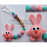 Buy cheap Nursing necklace with teething toy, Teething necklace from wholesalers