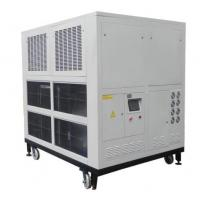 Buy cheap Industrial Air Cooled Chiller Unit for Mould Cooling 3N - 380V 50HZ Power from wholesalers