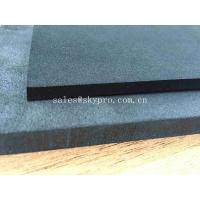 Buy cheap Low Density Closed Cell EVA Foam Board Good Memory 5mm Black Protective Rigidly Sponge Sheet from wholesalers